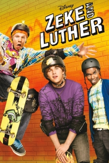 Cover von Zeke & Luther (Serie)