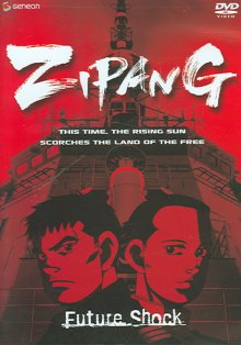 Cover der TV-Serie Zipang