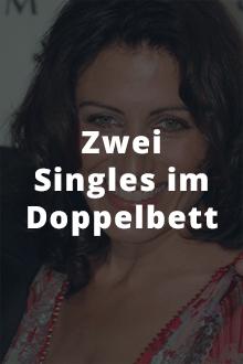 Cover von Zwei Singles im Doppelbett (Serie)